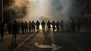 Charlotte Protest